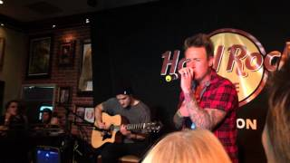 Jacoby - Papa Roach - Last Resort - Acoustic