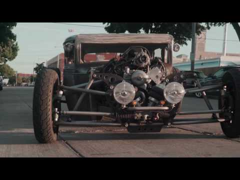 Rat Rod 4K | RAVEN ONE MEDIA