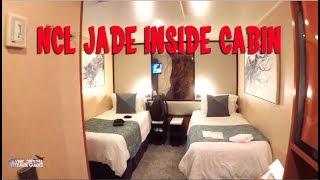 Cruise Cabin Tour - NCL Jade Inside Cabin 2018