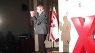 A fallen Soufflé makes a wonderful omelet | Professor Jim Vincent | TEDxCIU