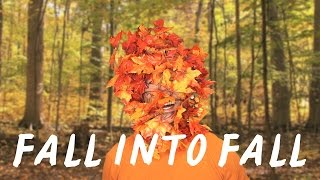Autumn Song for Kids - Fall Into Fall   Panther and Bunnycat Funny Songs for Kids