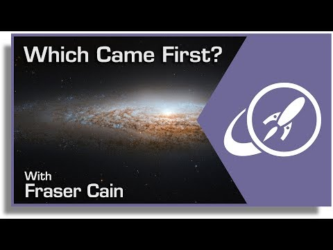 Supermassive Black Holes or Their Galaxies? Which Came First?