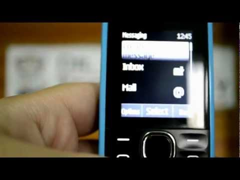 Nokia 110 - Apps Review