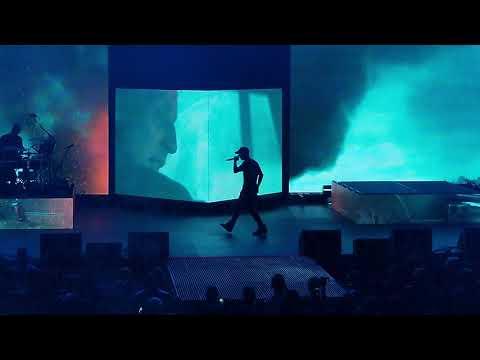 NF - Let You Down (Live) Birmingham 10/27/18 (4K)