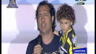 Fenerbahçe Şampiyonluk Kutlamalari ( Kıraç 100. yıl marşı ) Video