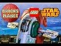 Slave I UCS 75060 LEGO Star Wars - Stop Motion review by Bricks Planet