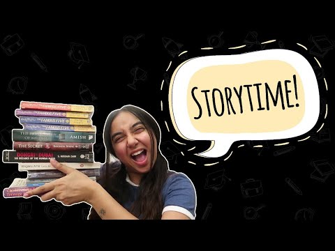 Storytime!   Books and Memories!   #RealTalkTuesday