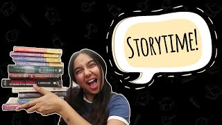 Storytime! | Books and Memories! | #RealTalkTuesday