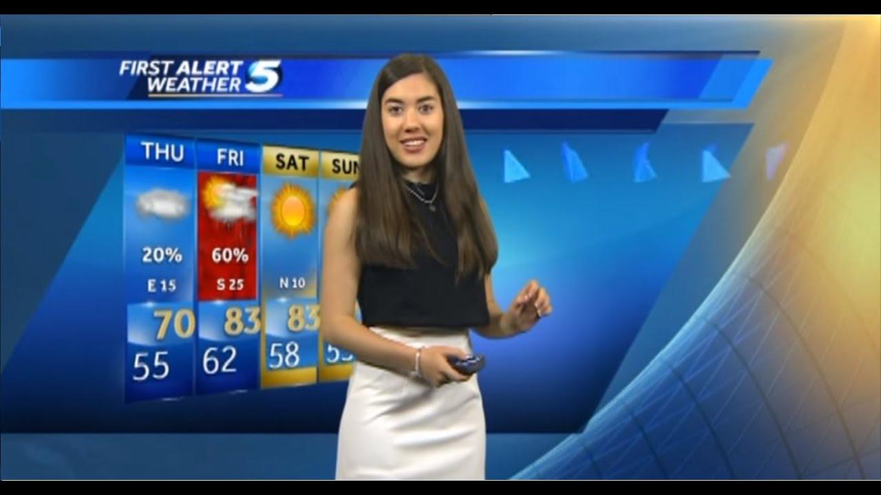 Sabrina Lee Meteorologist Weather Demo Reel - Youtube-2227