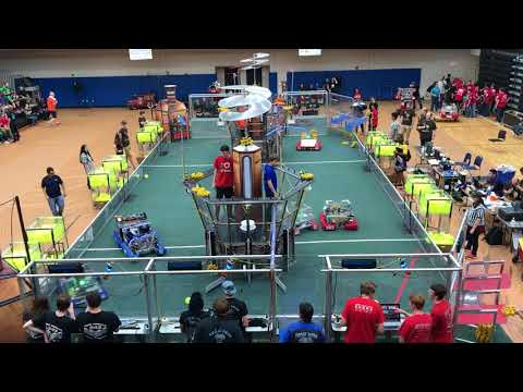 SCRIW '17 QFM2 Blue Alliance