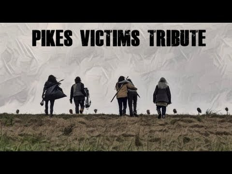 The Walking Dead Pikes Victims Tribute (9x15 - Season 9, Episode 15) || Edit By SV Entertainment