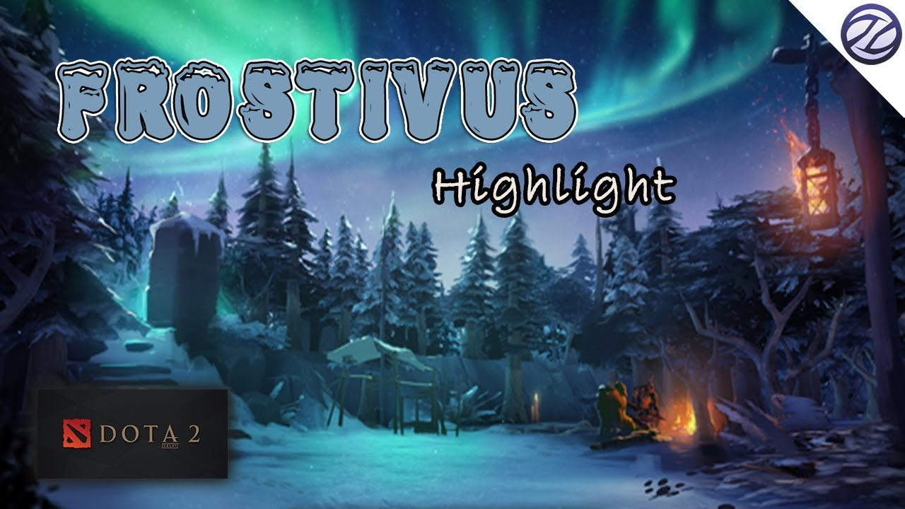 Frostivus Dota 2