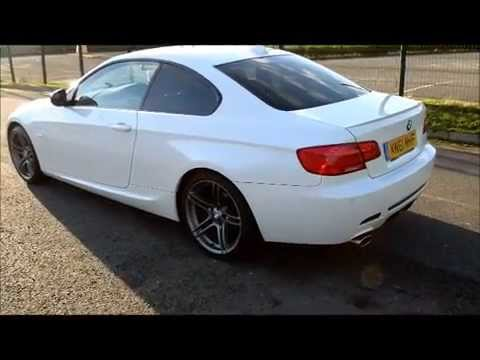 2011 bmw 320d coupe m sport plus edition massive spec. Black Bedroom Furniture Sets. Home Design Ideas