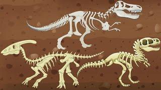 Archaeologist Jurassic Adventure - Dinosaur Bones | Eftsei Gaming