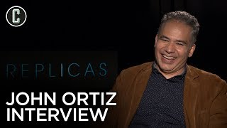 John Ortiz Interview: Replicas and Carlito's Way