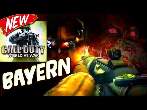 """BAYERN"" NEW AMAZING WAW MAP CALL OF DUTY CUSTOM ZOMBIES"