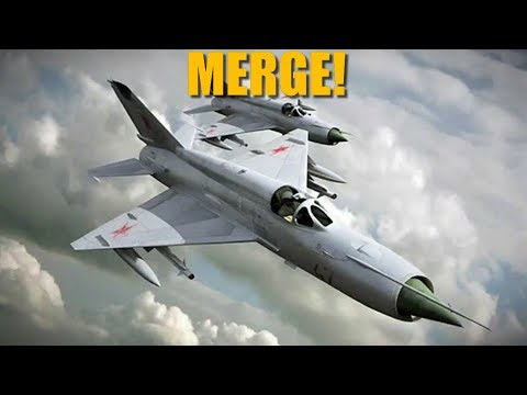 9 vs 9 PvP | 3rd Gen Jets All Weapons | DCS