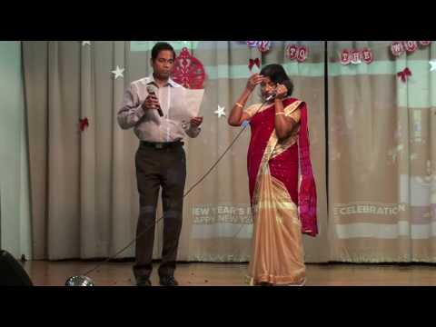 MILR - New Year Celebration 2017 - Song - Poonkatte