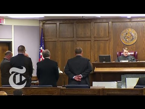 Reaction to 'American Sniper' Verdict | Eddie Ray Routh Trial | The New York Times