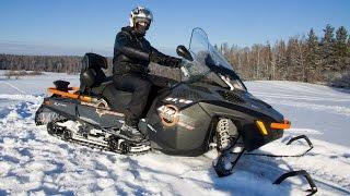 Самый роскошный снегоход. Lynx Adventure GT 900 ACE, обзор и тест-драйв(Обзор и тест-драйв снегохода Lynx Adventure GT 900 ACE. Один из самых комфортных и технически-совершенных снегоходов...., 2016-01-31T18:55:33.000Z)