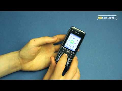 Видео обзор Nokia C2-01 от Сотмаркета
