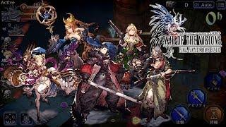 War of the Visions: Final Fantasy Brave Exvius - E3 2019 game trailer