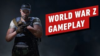 15 Minutes of World War Z Gameplay