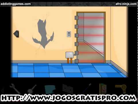 Escape The Bathroom Pro Walkthrough como jogar escape the bathroom - detonado - jogos gratis pro - youtube