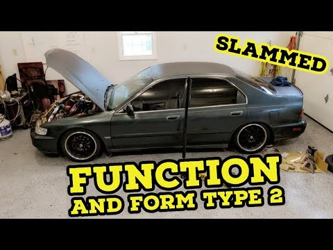 Download 94 Accord On Form And Function Coilovers MP3, MKV