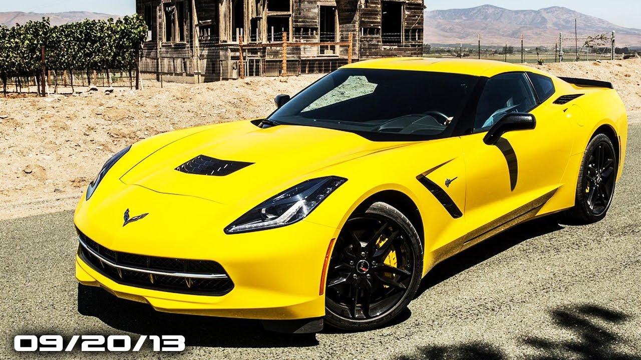 Corvette Zo7 >> Corvette Z07 Mercedes Pickup Driverless Tesla Audi S Over
