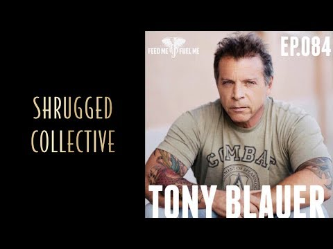 Feed Me Fuel Me — Know Fear w/ Tony Blauer  — 84