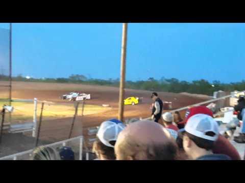 4-23-16 Abilene Speedway Heat