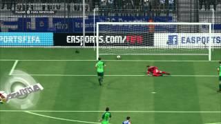 Video Gol Pertandingan Celta Vigo vs Deportivo La Coruna