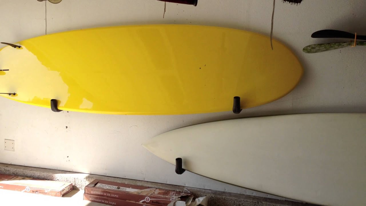 Beautiful Stand Up Paddle Board Garage Storage Ideas Collections ...