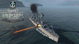 World of Warships - Join the Navy, See the World!