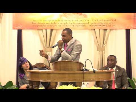 Apostolic Preaching – Let This Mind Be In You