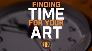 Find Time for Your Art!