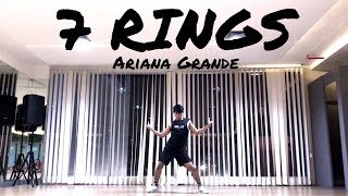 7 RINGS - ARIANA GRANDE | FITDANCE ZUMBA FITNESS DANCE WORKOUT CHOREOGRAPHY BY DEARY