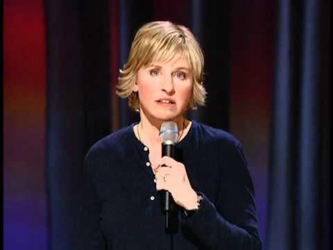 Ellen Degeneres Here Now Part 4 4 Youtube