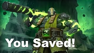 You Saved! - Dota 2