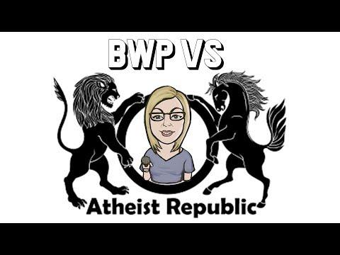 Atheist Republic Vegan Debate RE-UPLOAD