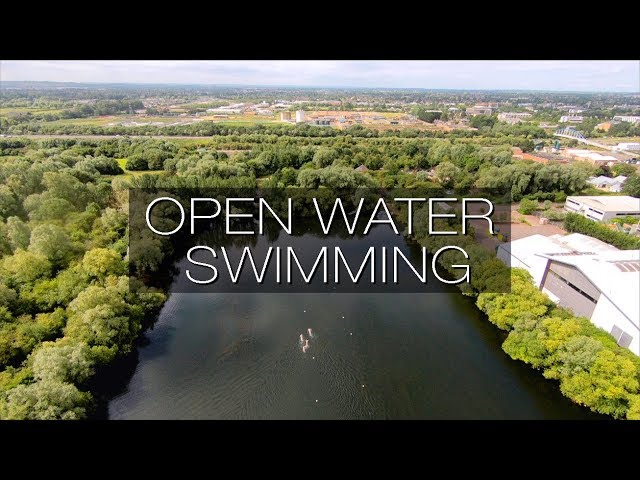 Open Water Swimming [Cambridge University team] - In the Zone