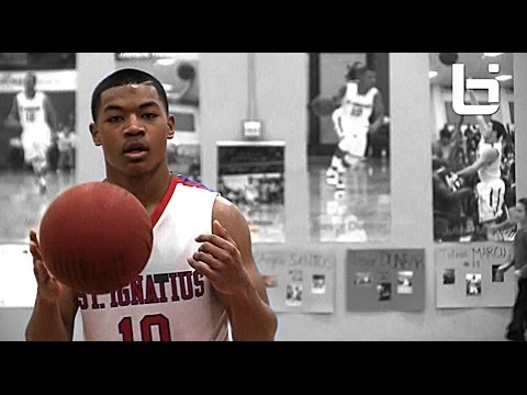Shift Team General Trevor Dunbar Senior Year Mixtape!!