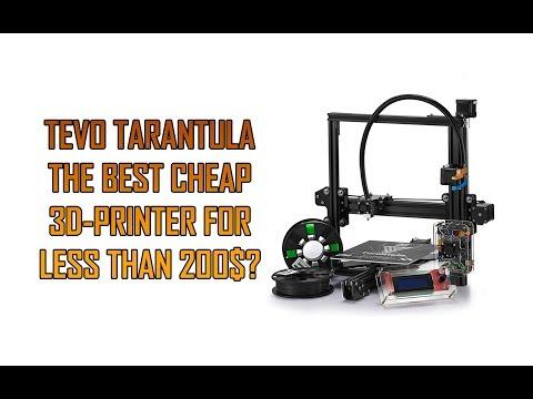 tevo-tarantula-the-best-cheap-3d-printer?-review