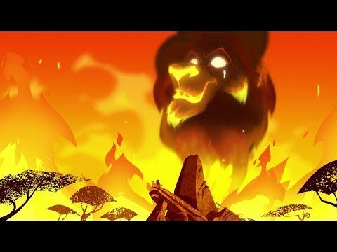 Lion Guard: I Have a Plan (Scar's song) | Let Sleeping Crocs Lie HD Clip