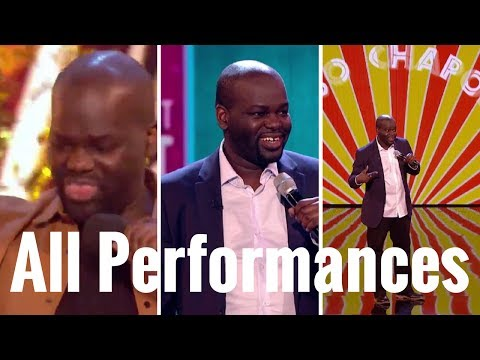 Daliso Chaponda All Performances - Britain Got Talent 2017 3rd Place Winner