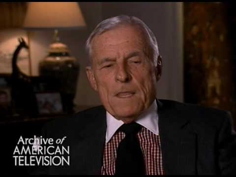 Grant Tinker on Sheldon Leonard - EMMYTVLEGENDS.ORG