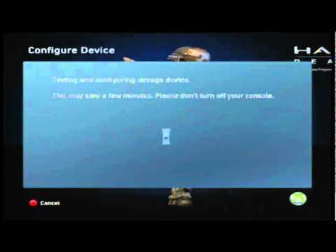 Como configurar tu USB para Xbox 360