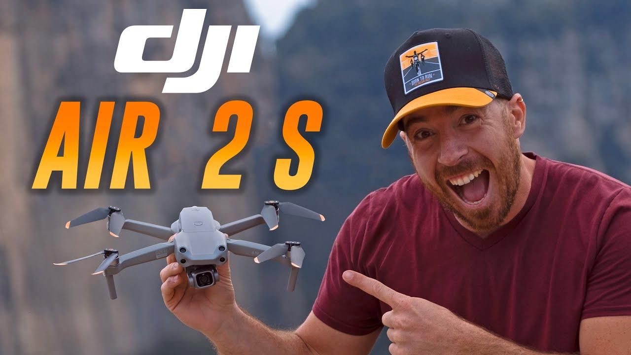 DJI AIR 2S - PRUEBA REAL y completa!!! ¿El dron ideal?