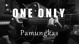 One Only - Pamungkas ( Acoustic Karaoke )